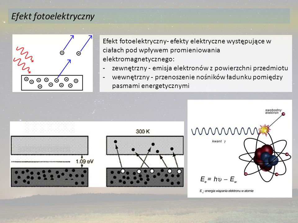 Efekt fotoelektryczny