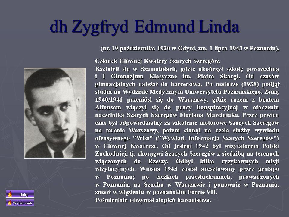 dh Zygfryd Edmund Linda