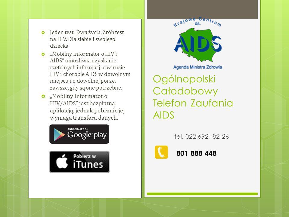 Ogólnopolski Całodobowy Telefon Zaufania AIDS