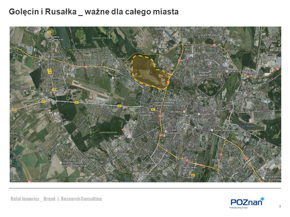 Golęcin i Rusałka _ ważne dla całego miasta