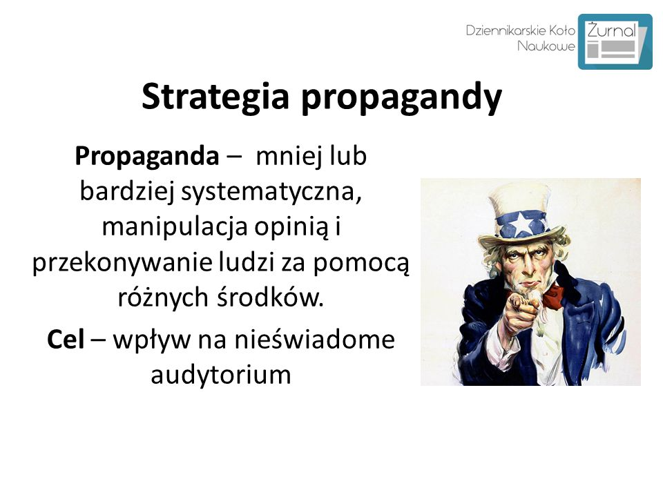 Strategia propagandy