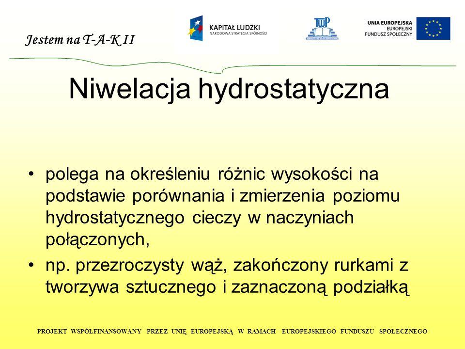 Niwelacja hydrostatyczna
