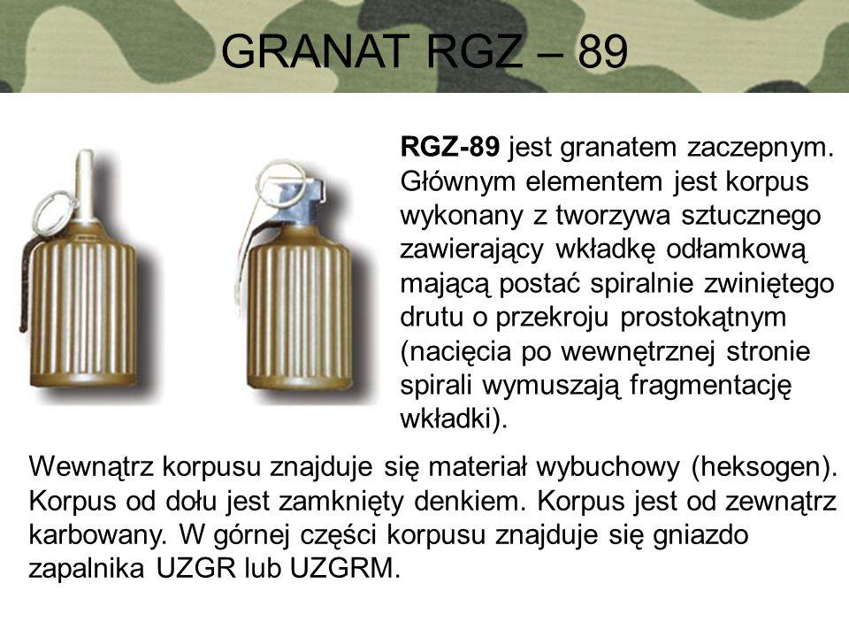 GRANAT RGZ – 89