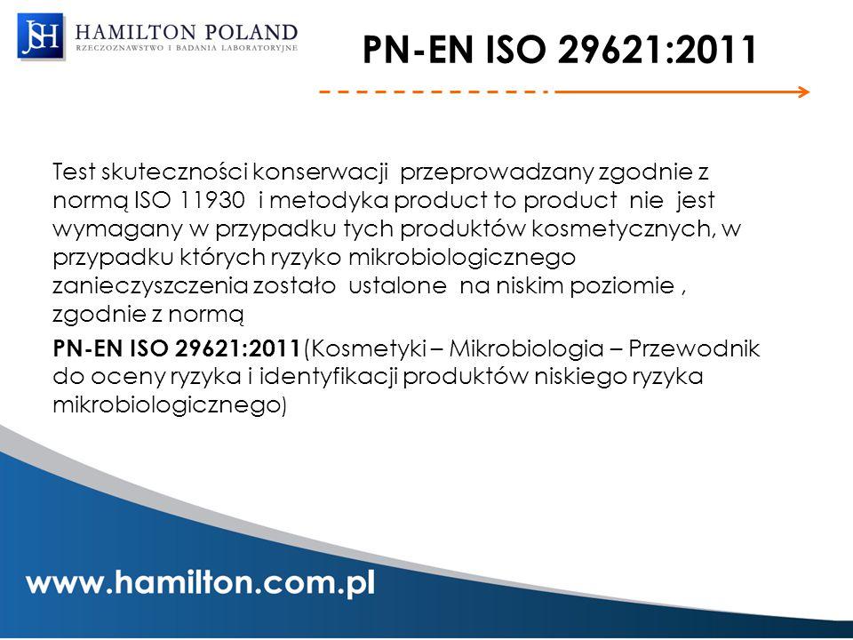 PN-EN ISO 29621:2011