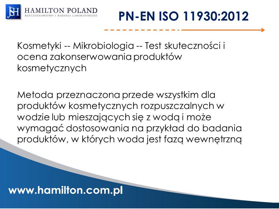 PN-EN ISO 11930:2012