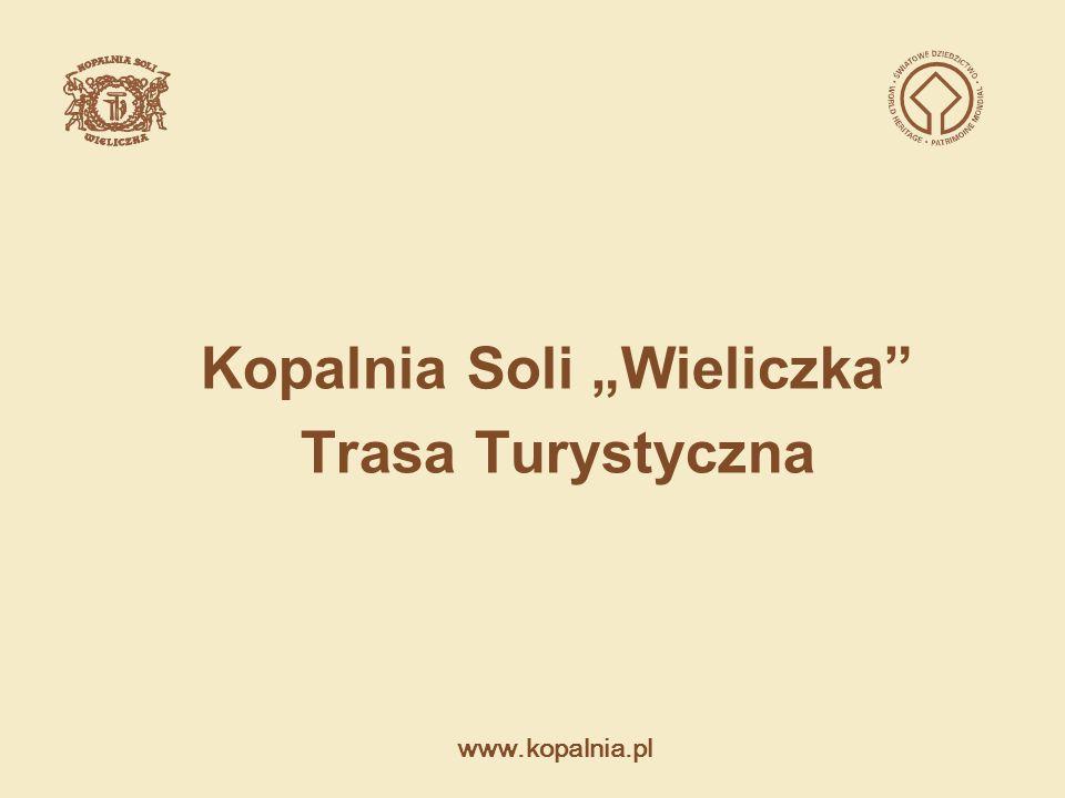 """Kopalnia Soli """"Wieliczka Trasa Turystyczna"""