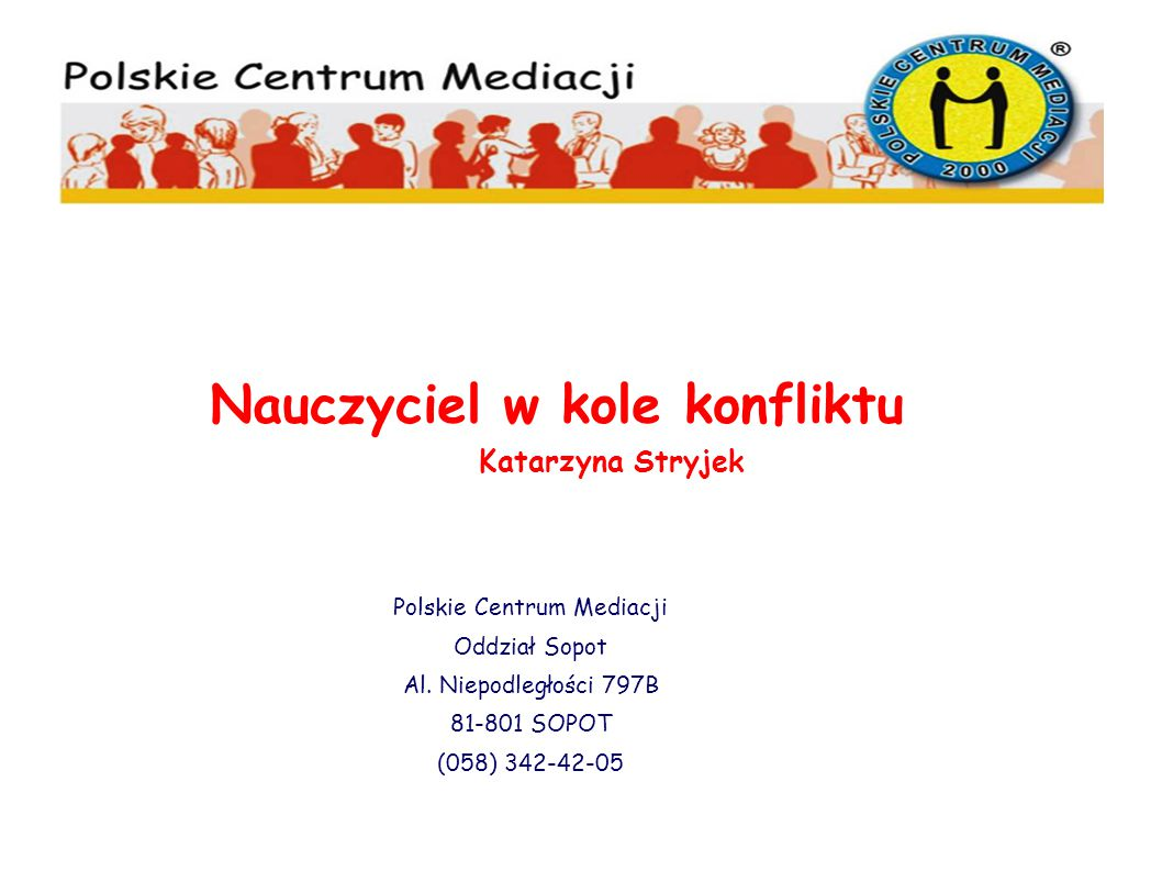 Polskie Centrum Mediacji