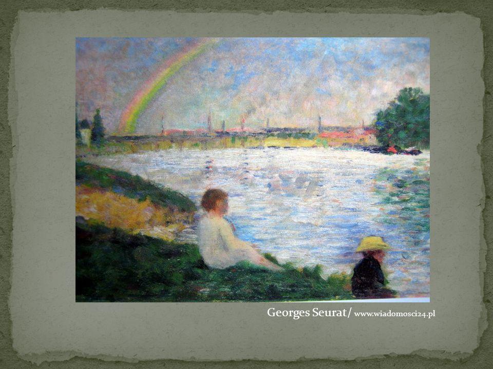 Georges Seurat/ www.wiadomosci24.pl