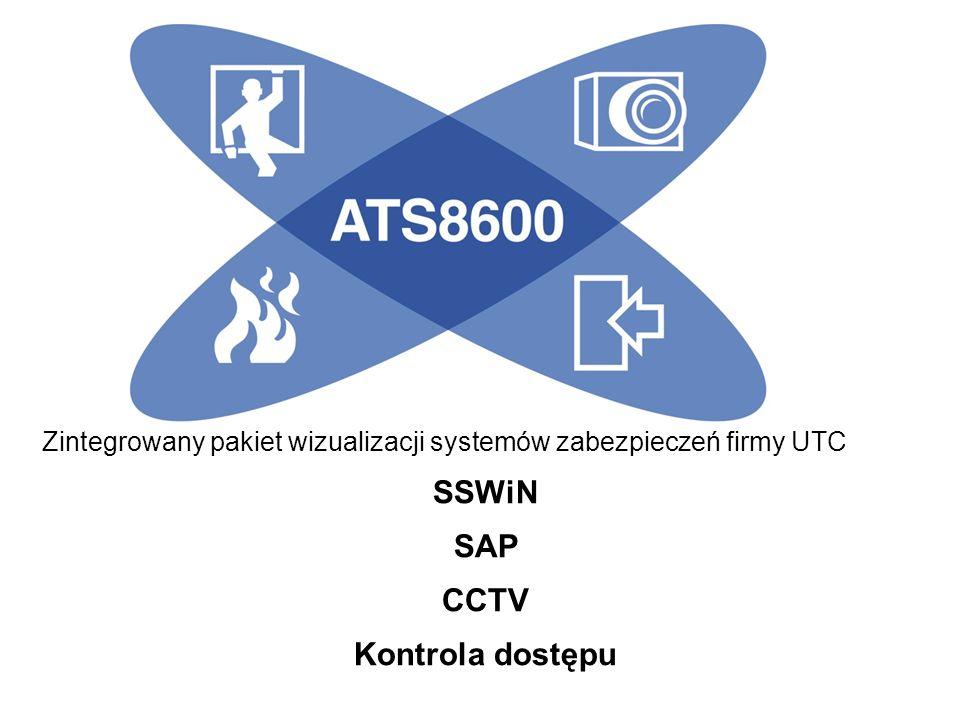 SSWiN SAP CCTV Kontrola dostępu