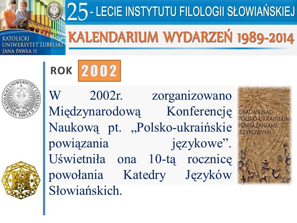 ROK 2002.