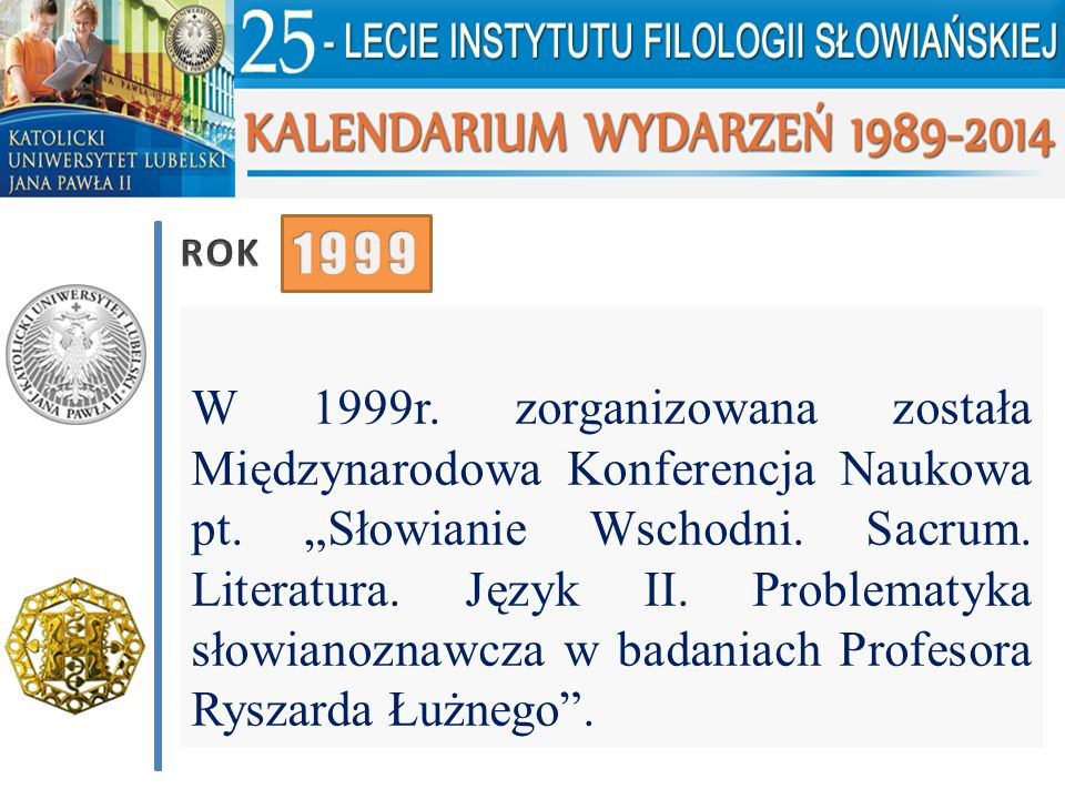 ROK 1999.