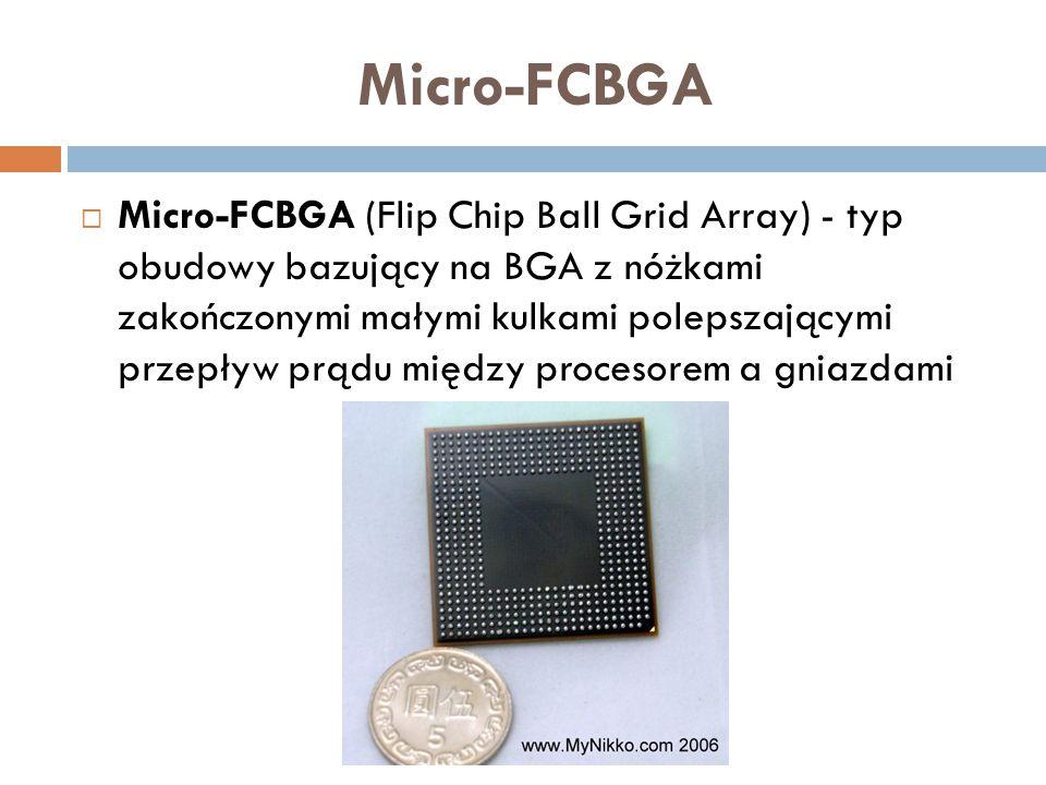 Micro-FCBGA