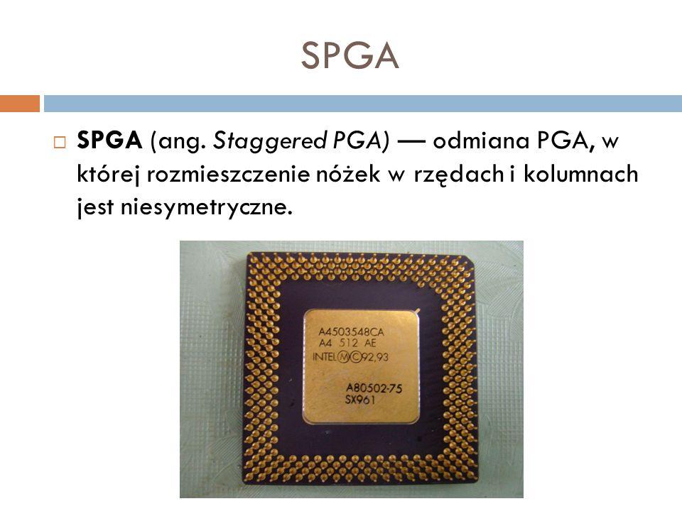 SPGA SPGA (ang.