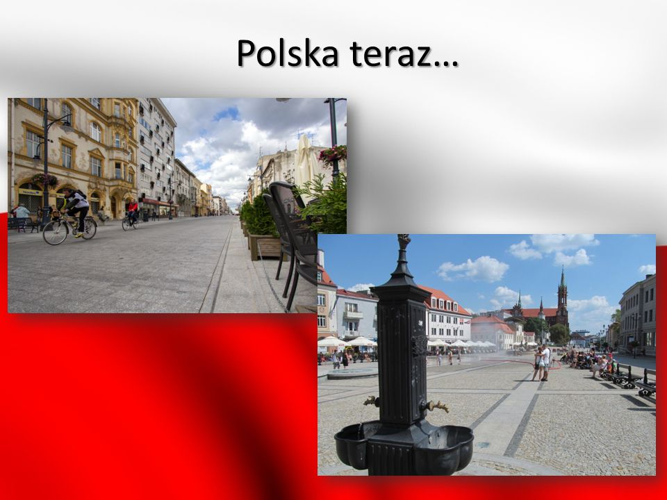 Polska teraz…
