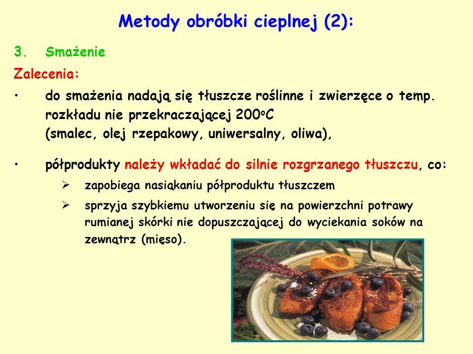 Metody obróbki cieplnej (2):