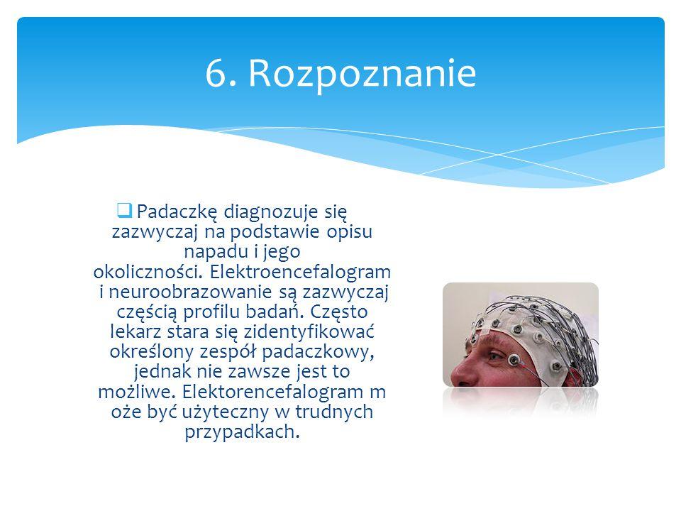 6. Rozpoznanie