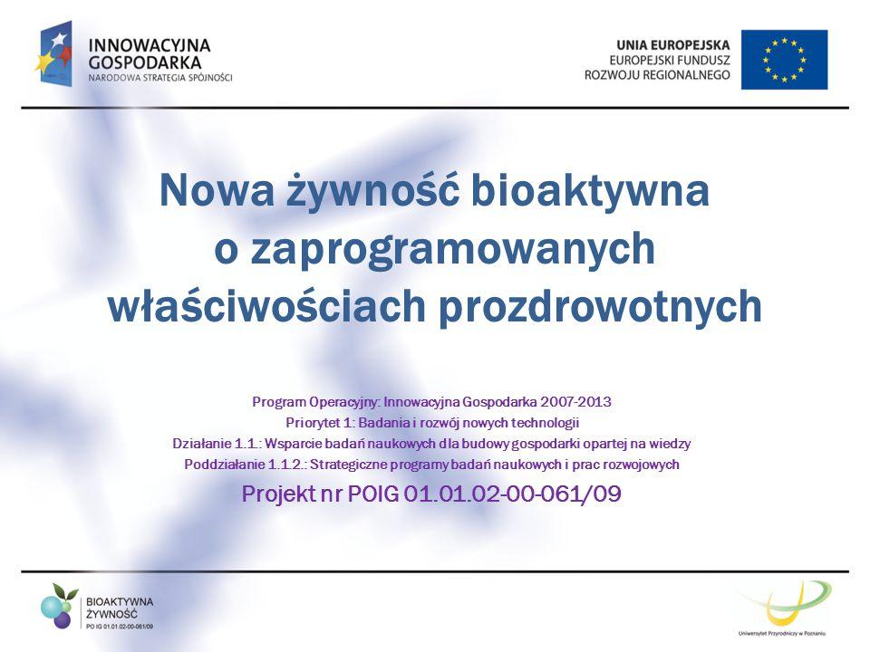 Priorytet 1: Badania i rozwój nowych technologii
