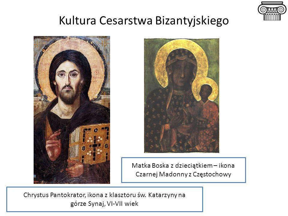 Kultura Cesarstwa Bizantyjskiego