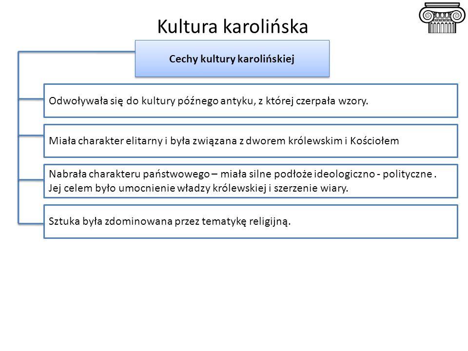 Cechy kultury karolińskiej