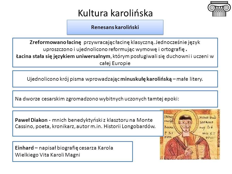 Kultura karolińska Renesans karoliński