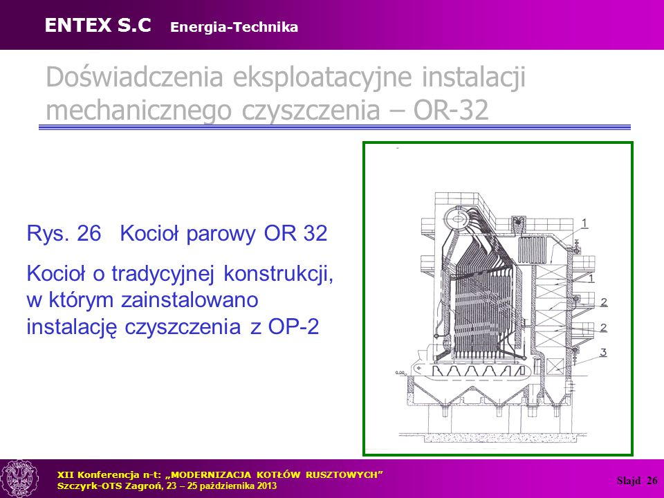 ENTEX S.C Energia-Technika
