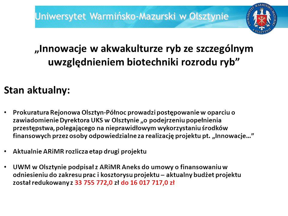Uniwersytet Warmińsko-Mazurski w Olsztynie
