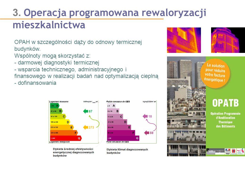 3. Operacja programowana rewaloryzacji mieszkalnictwa