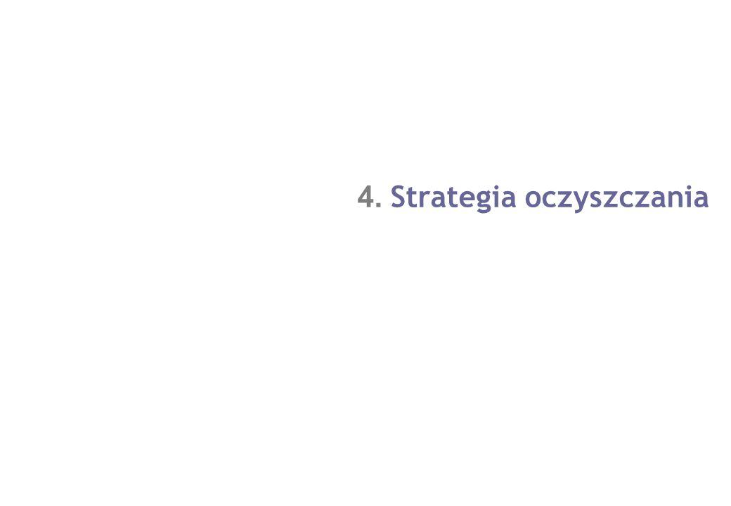 4. Strategia oczyszczania