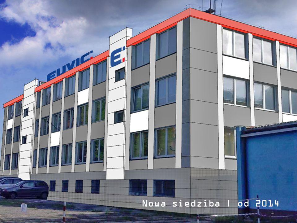 Nowa siedziba | od 2014