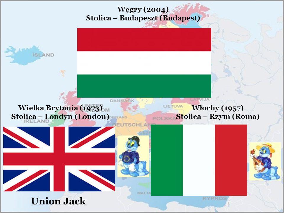 Union Jack Węgry (2004) Stolica – Budapeszt (Budapest)