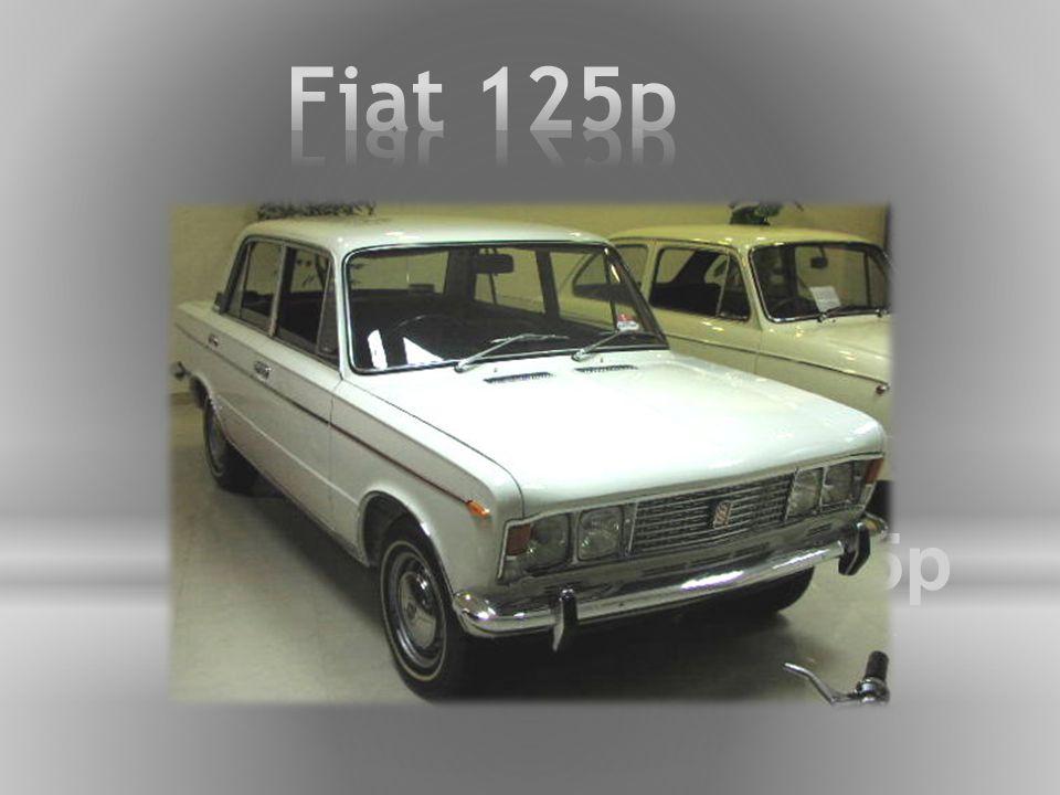 Fiat 125p Fiat 125p