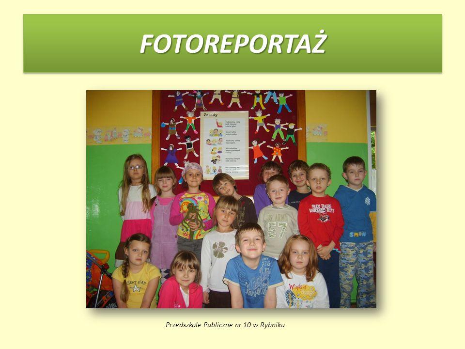Przedszkole Publiczne nr 10 w Rybniku