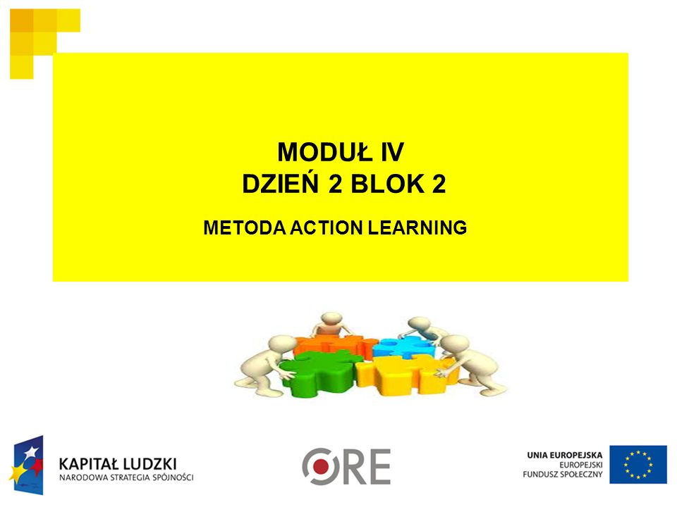 METODA ACTION LEARNING