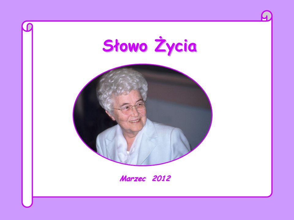 Słowo Życia Marzec 2012