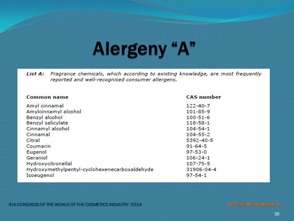 Alergeny A