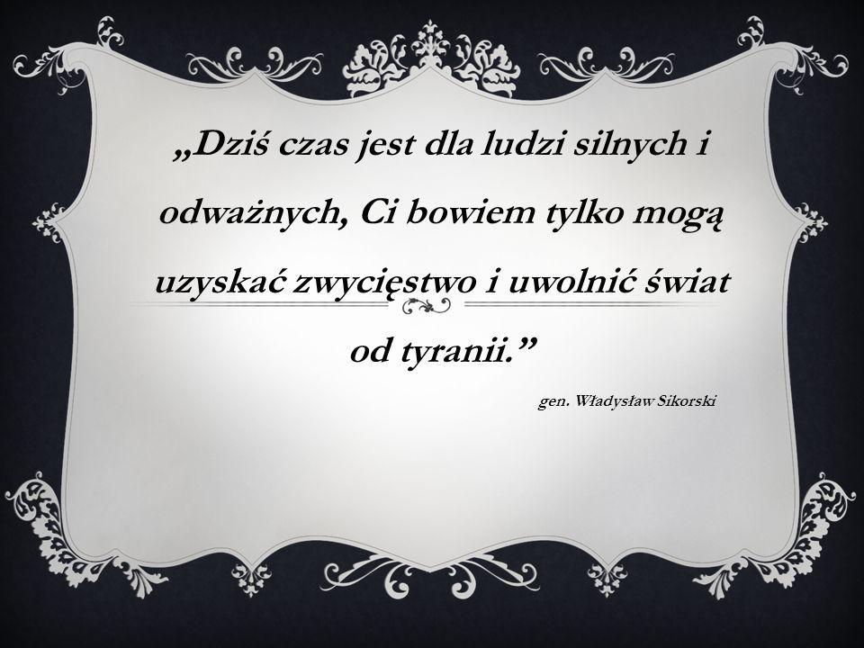 gen. Władysław Sikorski