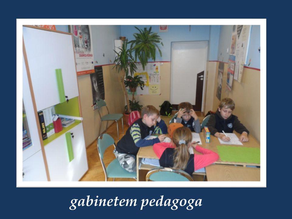gabinetem pedagoga