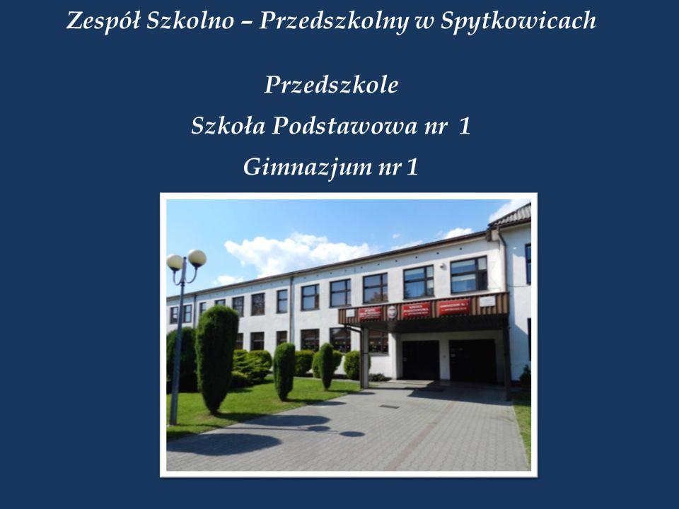 Zespół Szkolno – Przedszkolny w Spytkowicach