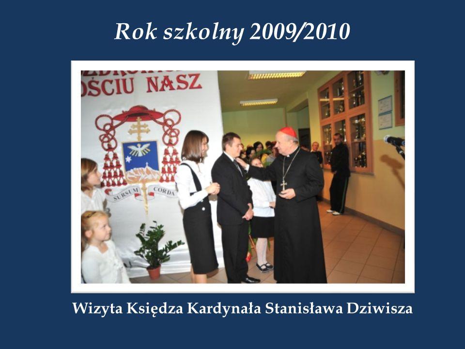 Wizyta Księdza Kardynała Stanisława Dziwisza