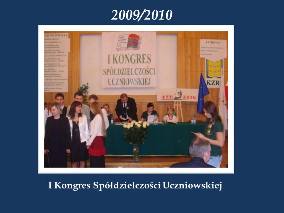 I Kongres Spółdzielczości Uczniowskiej