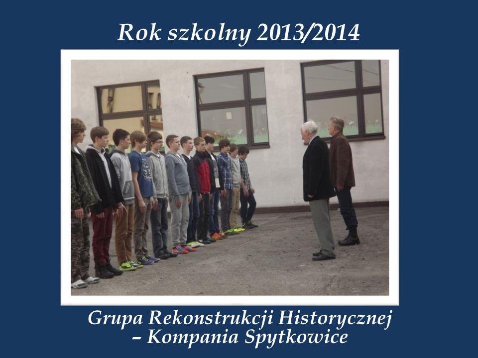 Grupa Rekonstrukcji Historycznej – Kompania Spytkowice