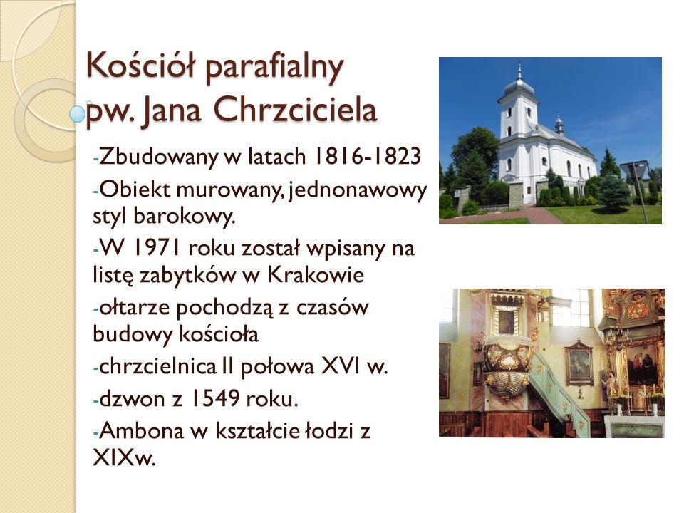 Kościół parafialny pw. Jana Chrzciciela