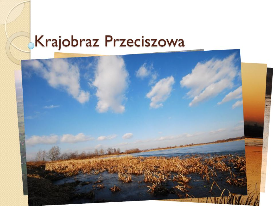 Krajobraz Przeciszowa