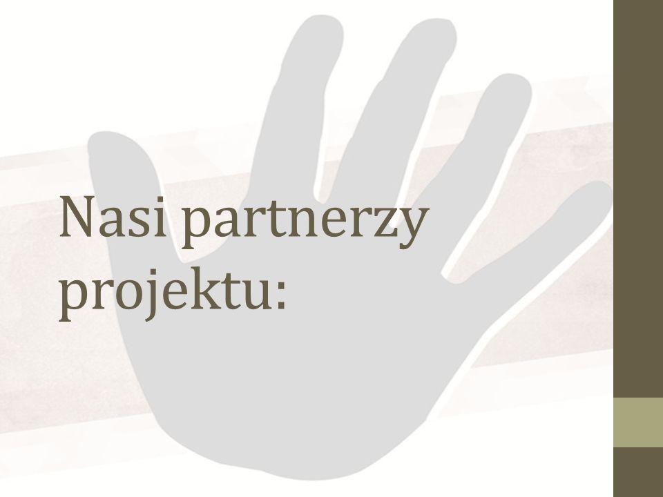 Nasi partnerzy projektu: