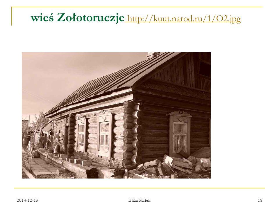 wieś Zołotoruczje http://kuut.narod.ru/1/O2.jpg