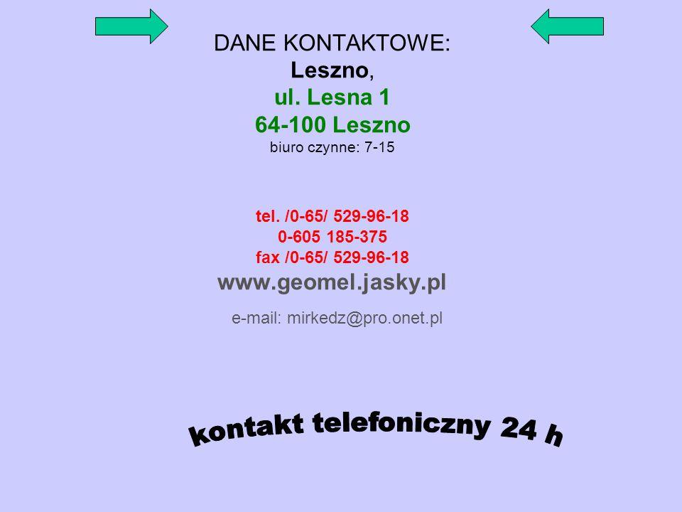 kontakt telefoniczny 24 h