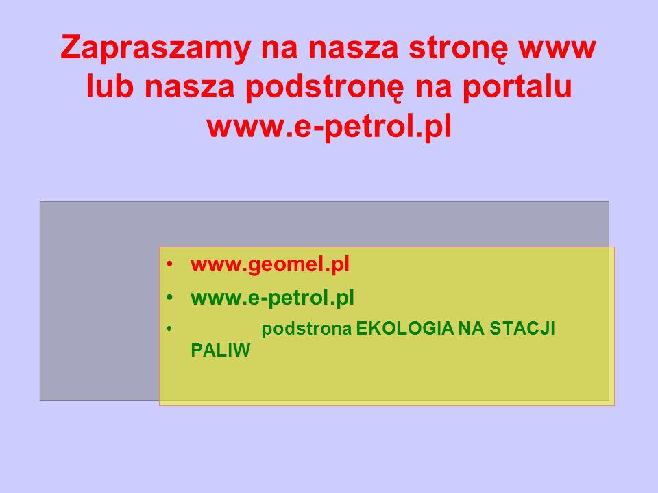 Zapraszamy na nasza stronę www lub nasza podstronę na portalu www
