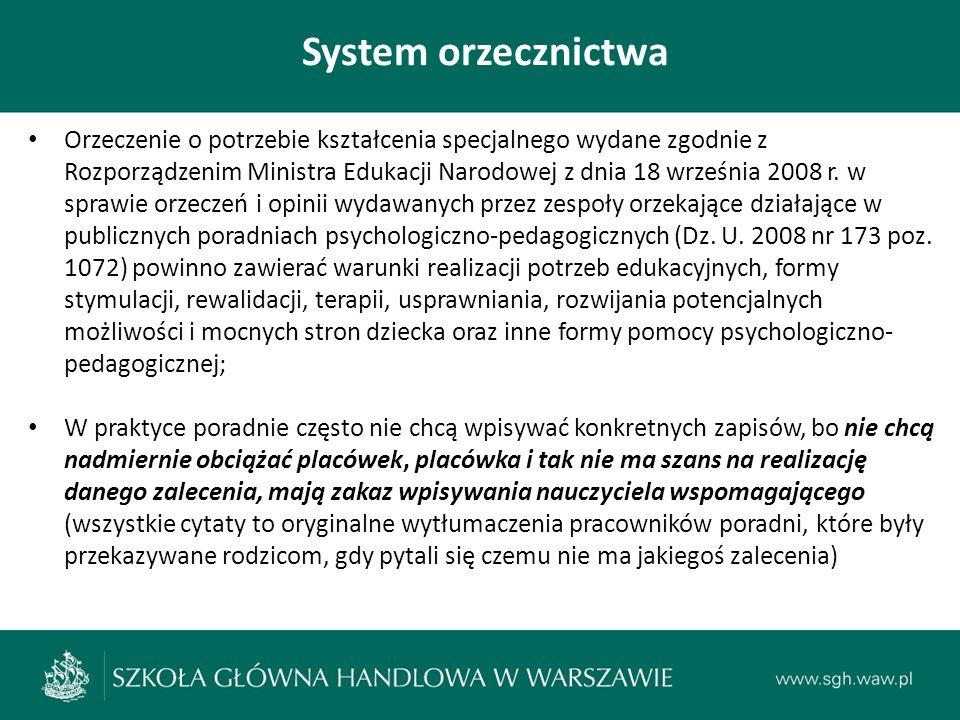 Źrodła System orzecznictwa