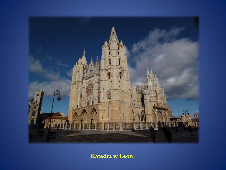 Katedra w León