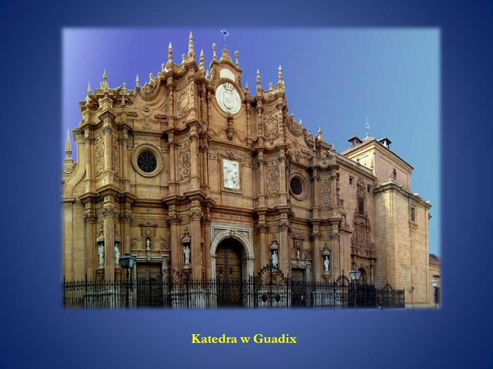 Katedra w Guadix